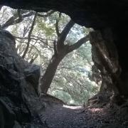 la grotte de Pouade