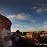 360°, depuis le haut du Castillet Un reportage complet en 360° est en préparation ... a suivre !